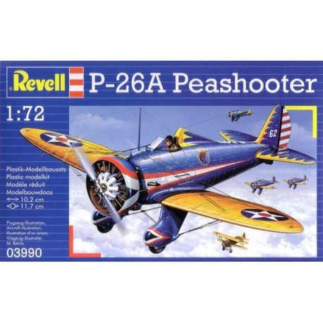 P-26A-33 Peashooter
