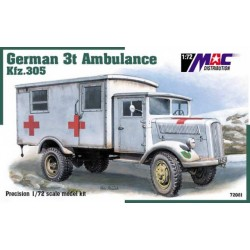 German 3t Ambulance Kfz. 305