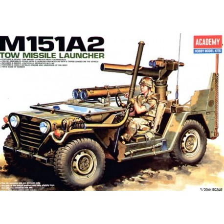 M151A2 TOW Missile Launcher