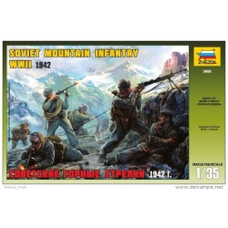 Soviet Mountain Infantry