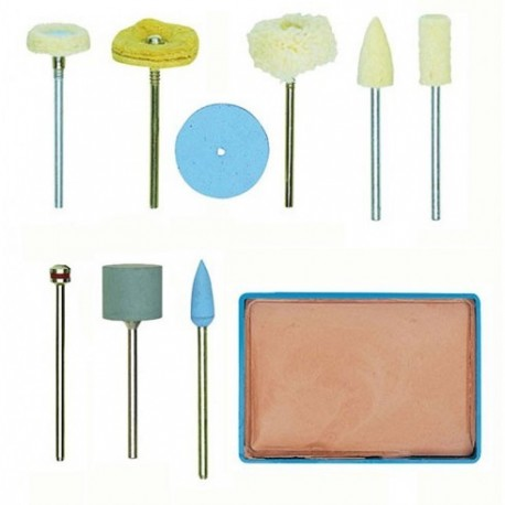 Polishing Accessory set